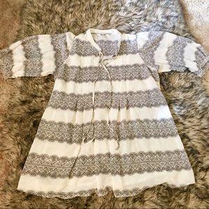 Daniel Rainn mini dress or tunic 1x
